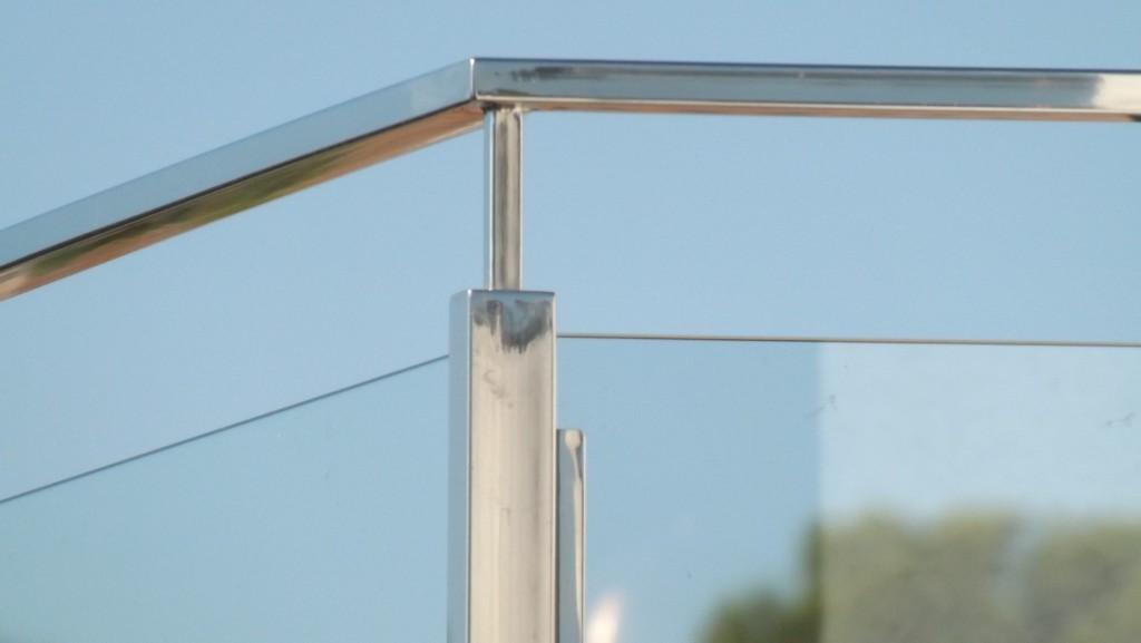 Cristales para balcones de terraza en valencia terraza - Balcones de cristal ...